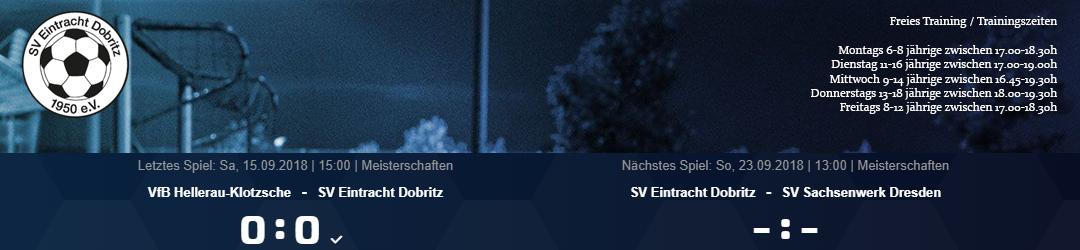 SV Eintracht Dobritz 1950 e.V.